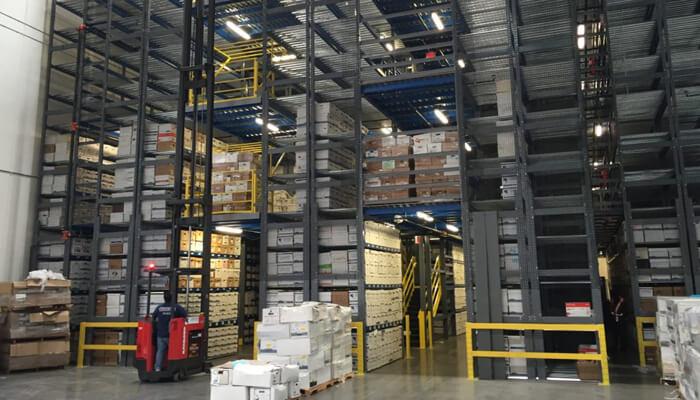 archive storage rack