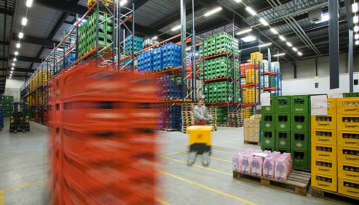 food and beverage warehouses