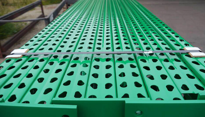 roll formed rack