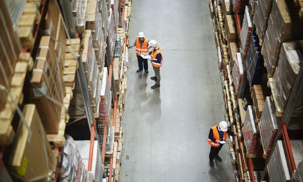 How To Calculate Storage Capacity of a Warehouse