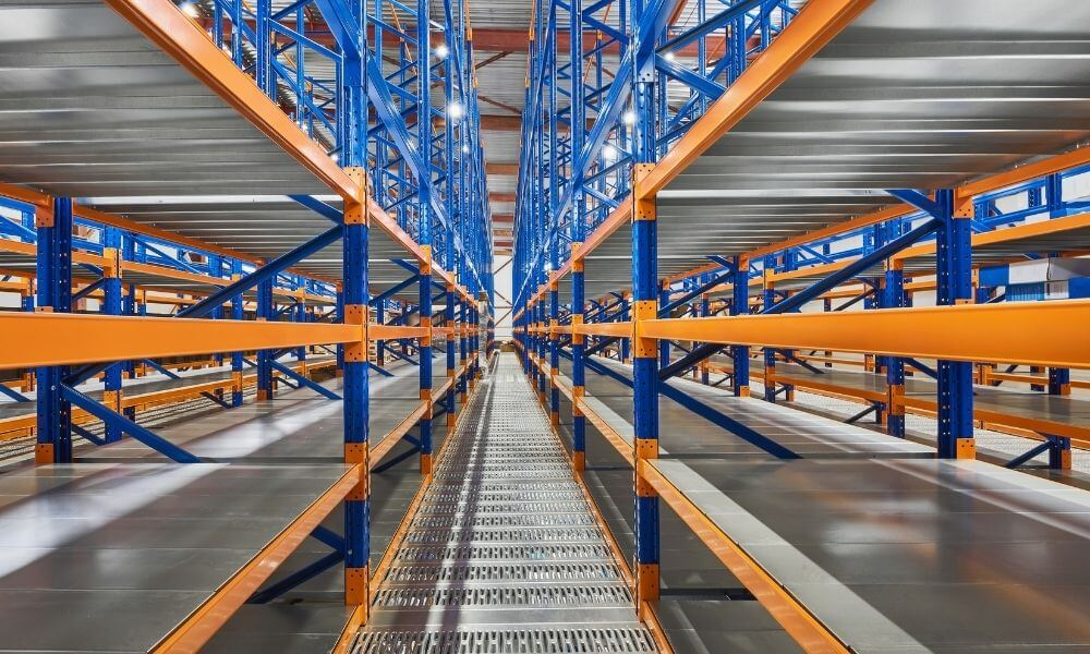 How To Install Pallet Racking Systems