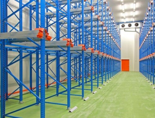 Steps for Success in Cold Storage Warehouse Construction