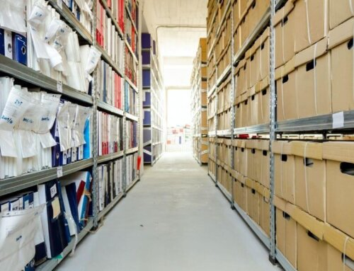 How To Improve Your Record Storage System